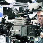 Rasmus with the Arri Alexa - a thing of beauty (the machine)!