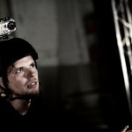 "The making of the ""Fireal - Breathe"" music video - Tayo with the GoPro HD Hero cam! (July 2011) - Photo by Niklas Laurin"